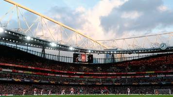 arsenal condemn valencia fans' behaviour after a video appears to show them making nazi salutes