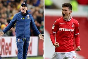 nottingham forest ace joe lolley delivers cutting response to middlesbrough boss tony pulis' claims