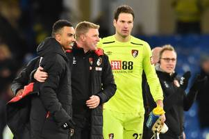 Asmir Begovic left out of Bournemouth squad amid reports he is set to leave