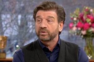 diy sos star nick knowles leads tributes to cop left with broken nose in handsworth attack