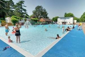 This is when Droitwich Spa Lido is re-opening for the summer
