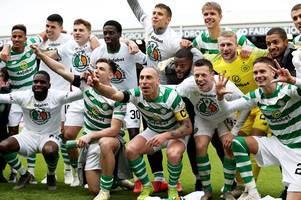 aberdeen 0 celtic 3 as neil lennon's heroes clinch 50th title and spark 8 in a row party - 5 talking points