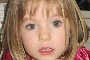madeleine mccann prime suspect named as 'known paedophile' by cops