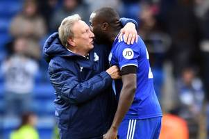 sol bamba claims neil warnock will stay at cardiff city as he makes big promise