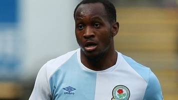 ryan nyambe: blackburn defender 'excited' to play for namibia