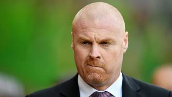 sean dyche concedes burnley have 'climbed a mountain' after poor start to premier league season