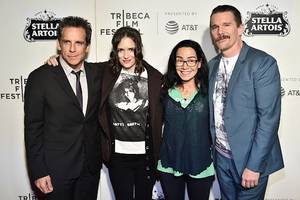ethan hawke says he almost passed on 'reality bites': 'i was like, who is ben stiller?'