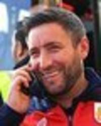 fulham, west brom and brighton eyeing up bristol city manager lee johnson - exclusive