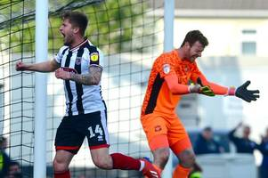 blackburn rovers defender joe grayson posts thank you message to grimsby town fans