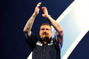 darts world champion gary anderson is gearing up for motherwell appearance