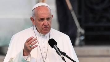 pope francis begins visit to orthodox bulgaria and north macedonia