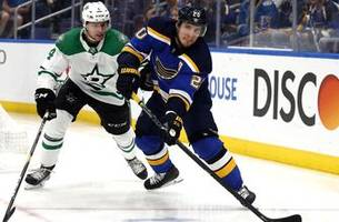 this time, unlike three years ago, blues host stars in game 7 of second round