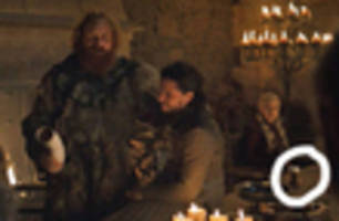 'game of thrones' executive producer apologizes over coffee cup cameo