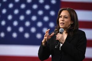kamala harris vows to hold social media platforms responsible for 'hate'