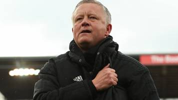 chris wilder: how sheffield united manager worked his way up to the premier league