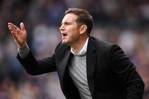 why frank lampard kept middlesbrough's score a secret from his derby county players