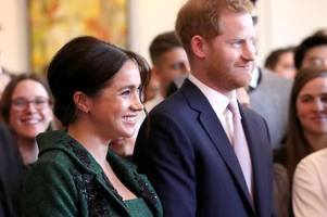 Prince Harry's royal baby birth statement IN FULL as Meghan Markle welcomes boy
