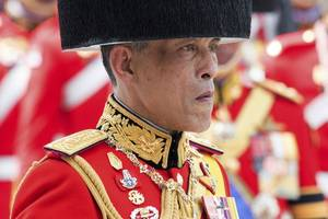 Thai king praises unity on final day of coronation