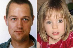 madeleine mccann child killer suspect 'was in portugal at time of disappearance'
