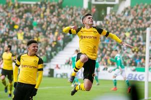 christian pulisic, michy batshuayi and the best performers from chelsea's 42-man loan army