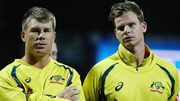 smith & warner return to australia colours after ball-tampering bans