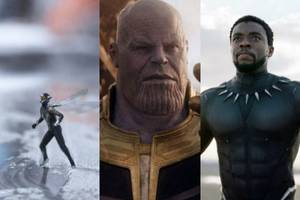 the complete timeline of marvel cinematic universe movies, from 'iron man' to 'avengers: endgame'
