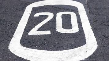 20mph limit plan for all residential areas, says mark drakeford