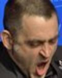 ronnie o'sullivan shuts down fan with no-nonsense response to claims he's a serial moaner
