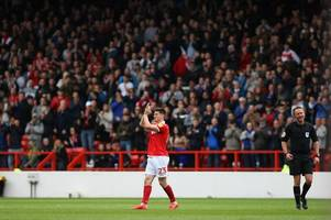 all about the goals for joe lolley - and he has a pledge for nottingham forest
