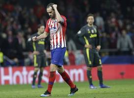captain godin announces atletico departure after nine years