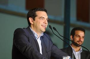 greek prime minister promises bailout relief before polls