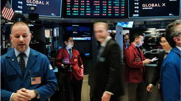world markets slump amid us-china trade tensions