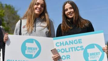 European elections: How The Brexit Party and Change UK compare