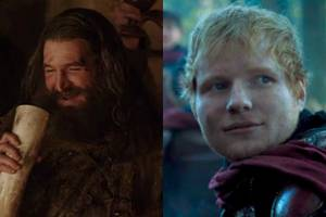 11 best 'game of thrones' cameos: from david benioff and db weiss to ed sheeran (photos)
