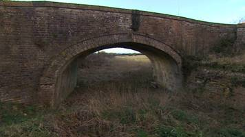 stroudwater navigation's 'missing mile' to be restored