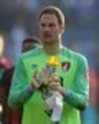 asmir begovic told to go on holiday now: bournemouth star not wanted by boss - exclusive
