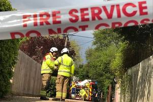 police reveal theory over fatal bungalow explosion