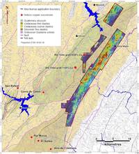 universal releases lwir results for gachala copper project north block
