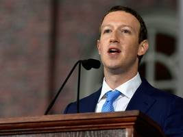 a facebook cofounder says that mark zuckerberg's master plan has always boiled down to one word: 'domination' (fb)