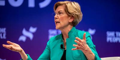 'they've bulldozed competition': elizabeth warren applauds facebook cofounder's call to break up the tech giant into 3 companies