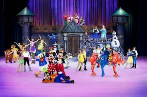 how to get tickets for disney on ice 100 years of magic uk arena tour