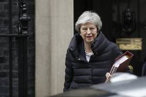 UK's May to meet Tory leaders next week to address calls for resignation