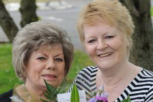 caring wishaw wife who devotes time to ill hubby is say it with flowers winner