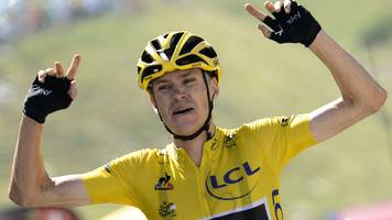 'going for tour number five is what dreams are made of' - froome on decision to miss giro