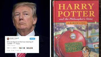 when spelling goes wrong: famous typos from trump to potter