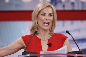 laura ingraham guest calls for arming teachers: 'they should be treated like air marshals'