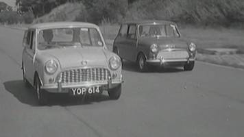 mini at 60: the car that became an icon