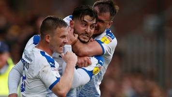 tranmere rovers 1-0 forest green rovers