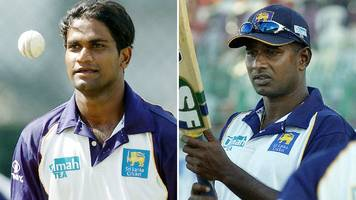 ex-sri lanka pair charged with match-fixing