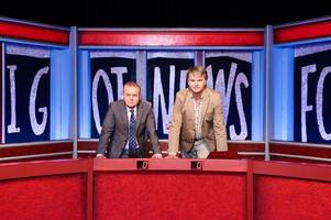 why is have i got news for you not on tv tonight? bbc explains decision to pull show